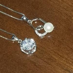 Helzberg Diamond Necklaces